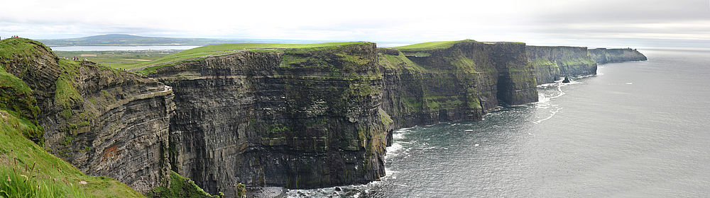 Irland, Cliffs of Moher (c) Fotolia - Hulli